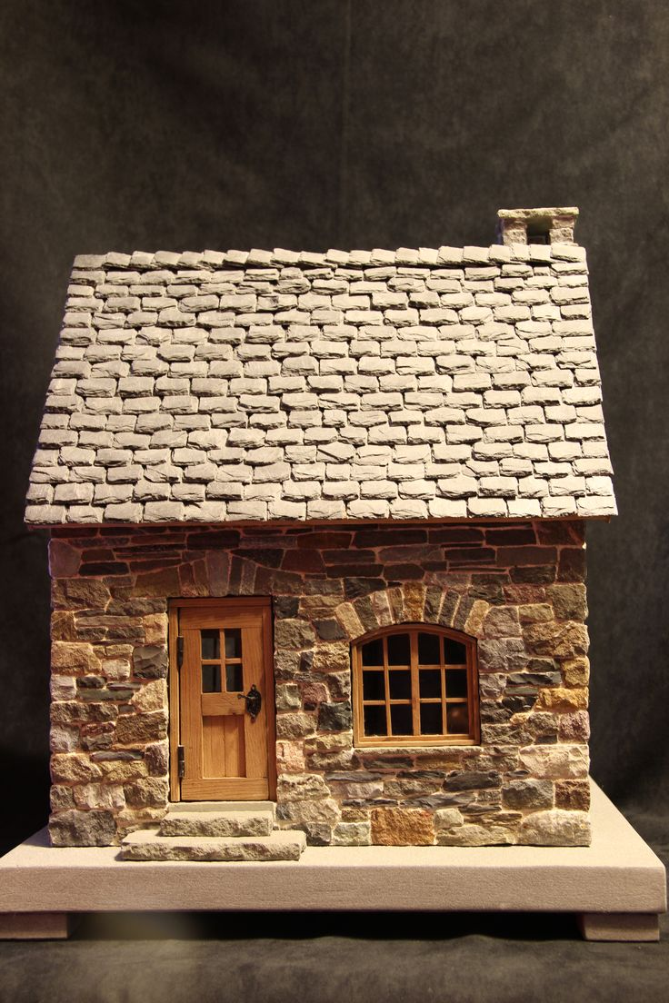 503 Best D1 Small Dollhouses And Cottages Images On