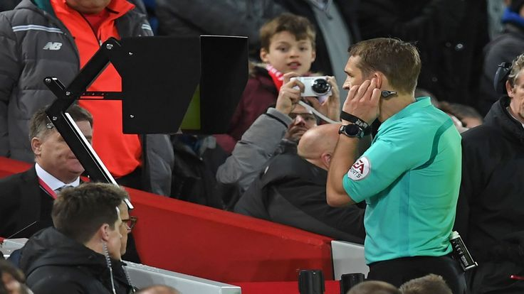 VAR likely to be used at World Cup, but not in Champions League