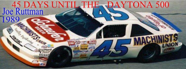 Joe Ruttman Nascar, Daytona 500, Daytona
