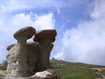 Babele - The Timeless Old Ladies, Bucegi Mountains, Romania from Romanianexperience.wordpress.com -