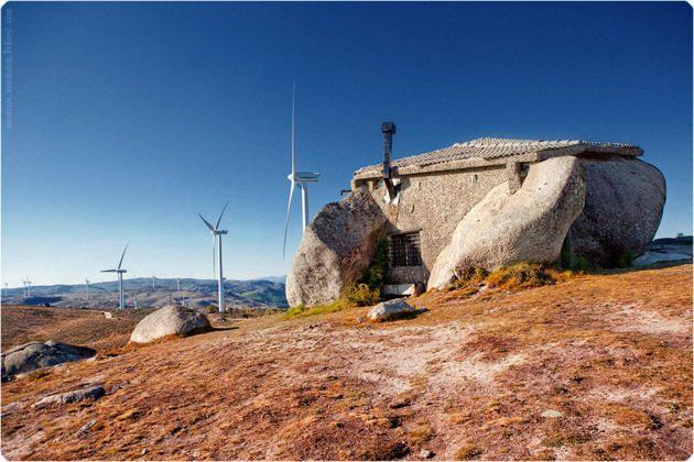 casa en la roca http://blog.tatoymar.com