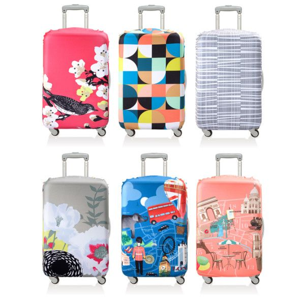 LOQI luggage covers in medium