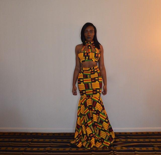African Print Evening Gownsevening Dressesdressesss
