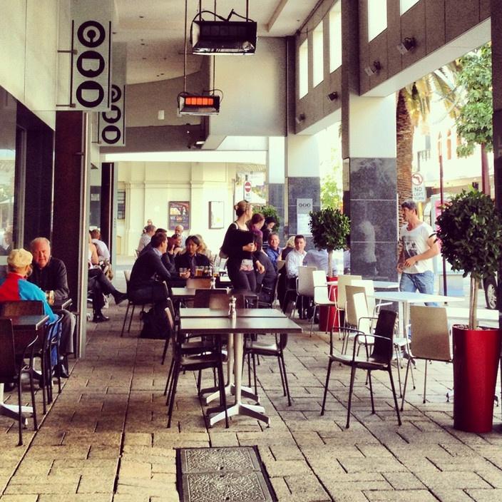 CBD Restaurant & Bar, Perth WA #australia #travel