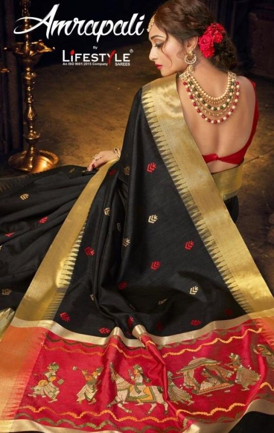 4ff96e2f8b Amrapali-By-Lifestyle-Sarees-Silk-Designer-Wholesale-Sarees-Dealer-1 ...