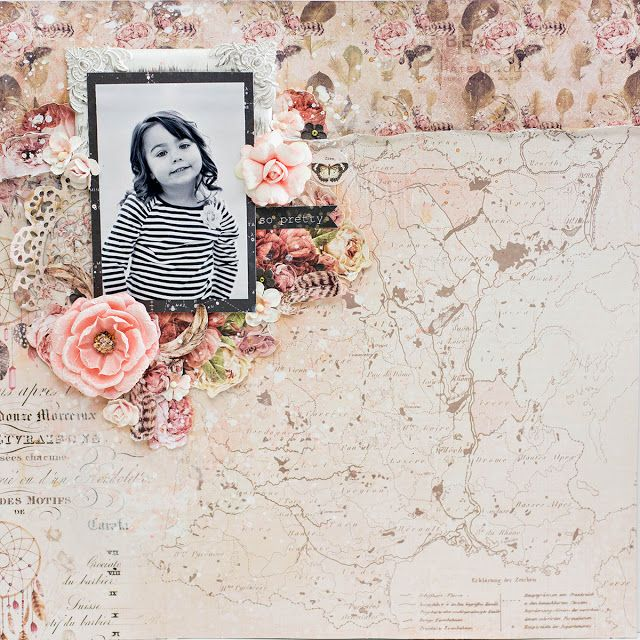 Tiffanys Paper Designs: Prima Marketing WIld and Free collection