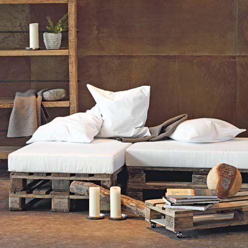 11 besten landidee bilder auf pinterest deko europalette und palletten. Black Bedroom Furniture Sets. Home Design Ideas