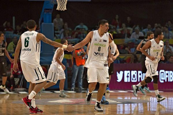 México tiene el nivel para competir ante Selecciones con mejor ranking en FIBA. (Foto: Mexsport)