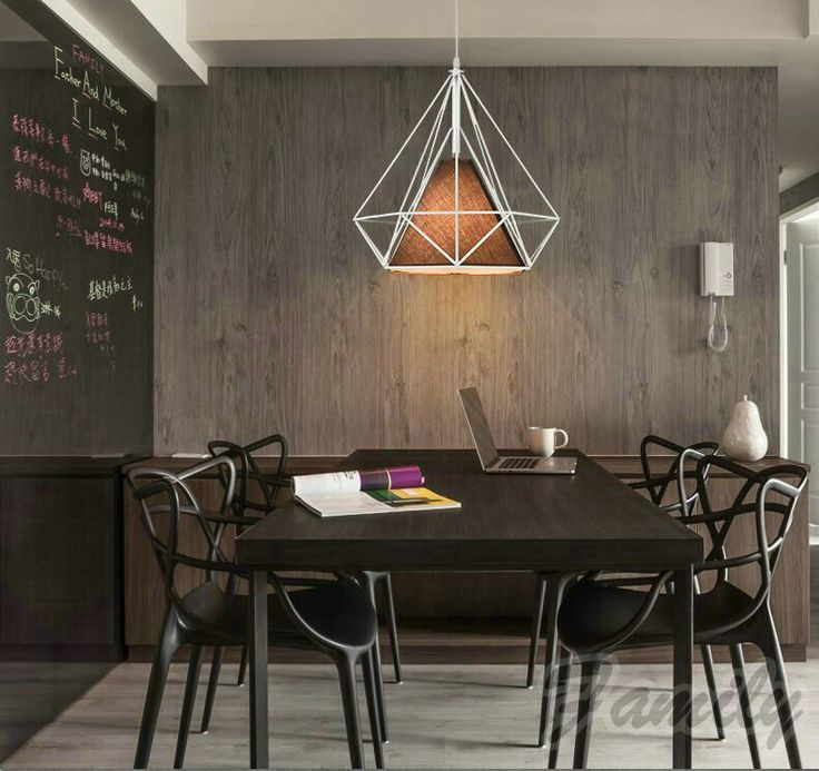 black birdcage pendant lights Scandinavian modern minimalist pyramid light iron light with LED bulb - ICON2 Luxury Designer Fixures  black #birdcage #pendant #lights #Scandinavian #modern #minimalist #pyramid #light #iron #light #with #LED #bulb
