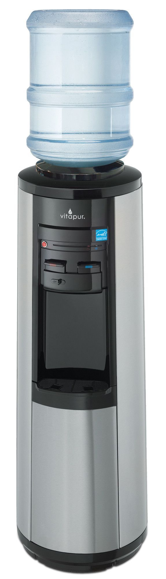 Vitapur Free-Standing Hot and Cold Water Cooler