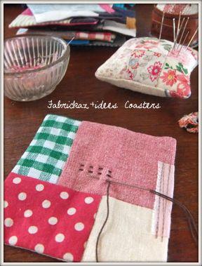 2013年07月の記事 coasters | fabrickaz+idees