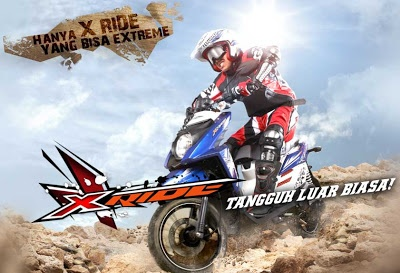#Yamaha X-Ride