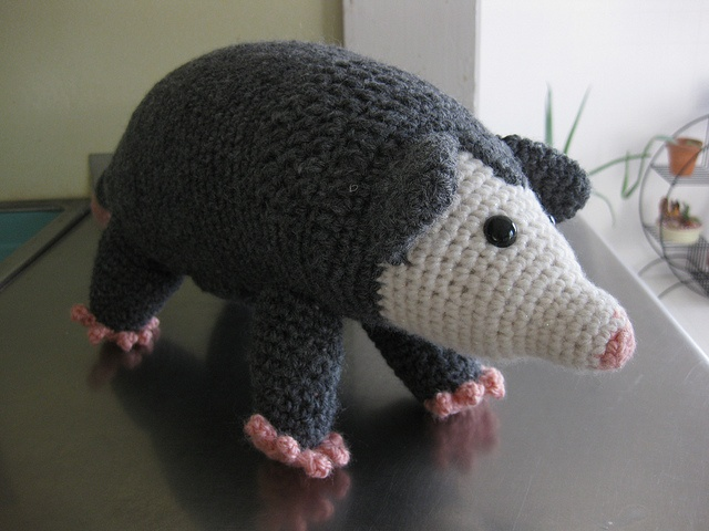 Amigurumi Animals To Make : Best amigurumi opossoms images crochet granny