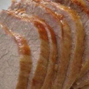 Receta de Ternera braseada con castañas