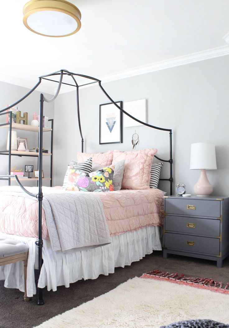 Best 25+ Canopy bedroom ideas on Pinterest | Girls bedroom ...