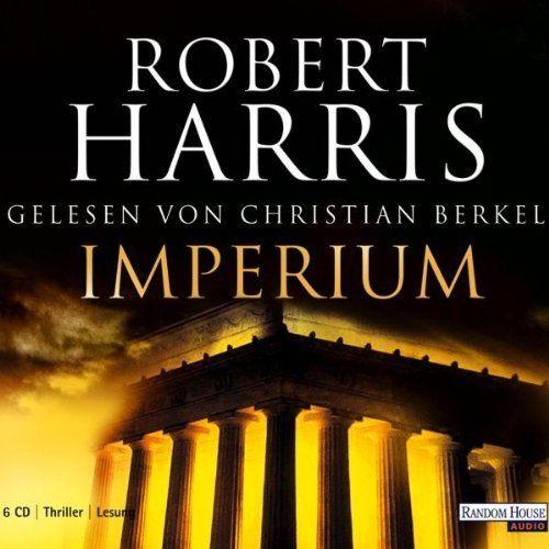 """Ich fand ja schon """"Pompeij"""" beeindruckend. Aber """"Imperium"""" von Robert Harris ist genial. Und was davon historisches Faktum und was Fiktion ist, ist eigentlich unerheblich. Christian Berkel liest die Geschichte um den Aufsteiger Marcus Tullius Cicero so, dass nicht nur die Geschichte, sondern auch das Anhören ein absoluter Genuss ist. Wen wundert's, wenn ich sage, dass """"Titan"""" mein nächstes Hörbuch wird?"""