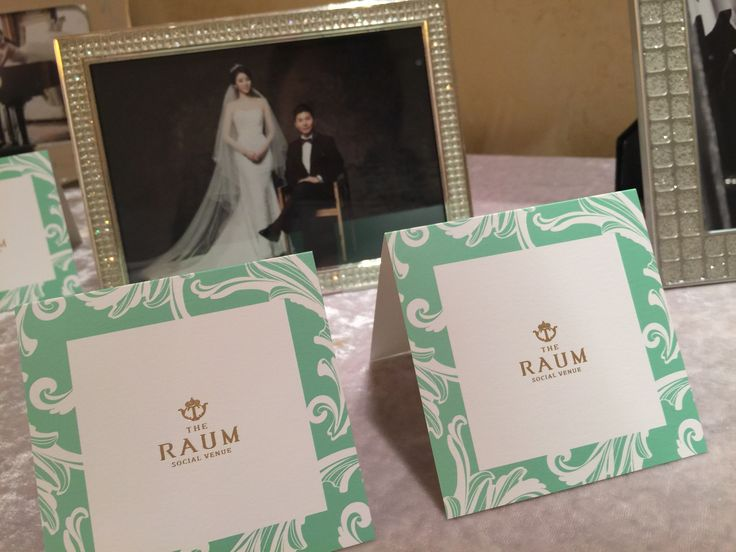 The Raum - Greeting Card #Welcome_Flower #welcome #flower #party #photo_table #greeting