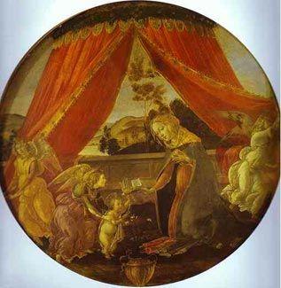 Botticelli tondo!