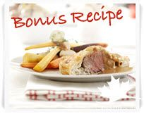 Check out the bonus recipe in our December #MakeItBeefClub eNewsletter- Wellington Beef #LoveCDNBeef