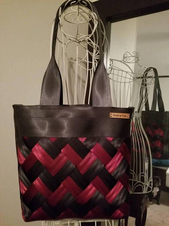 Check out this item in my Etsy shop https://www.etsy.com/ca/listing/572481160/seatbelt-purse-seatbelt-bag-seatbelt