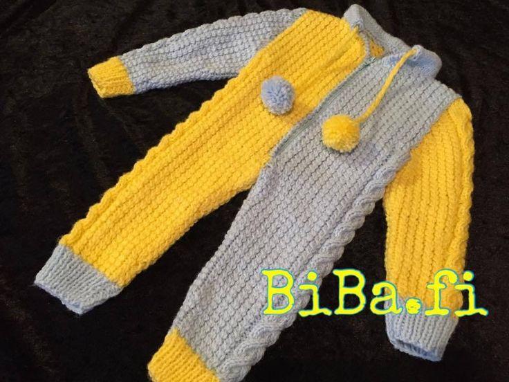 Vauvan neulehaalari - BiBa