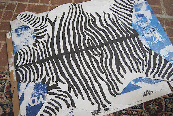 Best 25 animal skin rug ideas on pinterest cow skin rug - Faux animal skin rugs ...