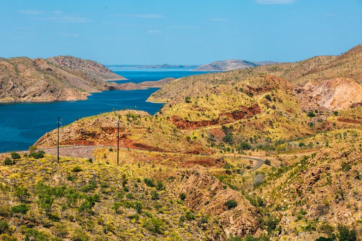 Lake Argyle in Western Australia. #australia #kimberley #lakeargyle / / / / / Check out more travel photos and blog posts on my travel blog, frugalfrolicker.com