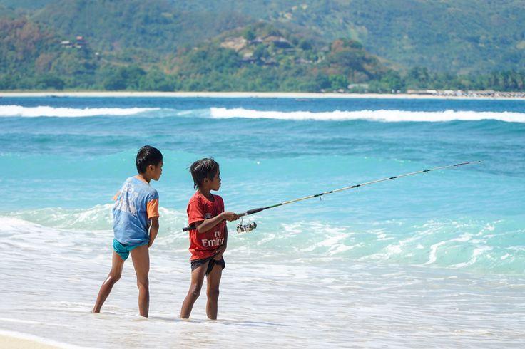 Just living is not enough... one must have sunshine, freedom, and a little flower. #nagaindo #lombokkuta #indonesia #landforsale #business #kutalombok