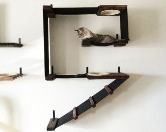 Hangmat luxe kat kat hangmat planken door CatastrophiCreations