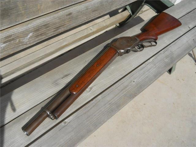 Winchester Model 1887 10 ga Lever Action - Antique