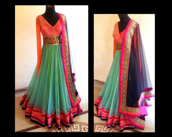#colors #indian #dress