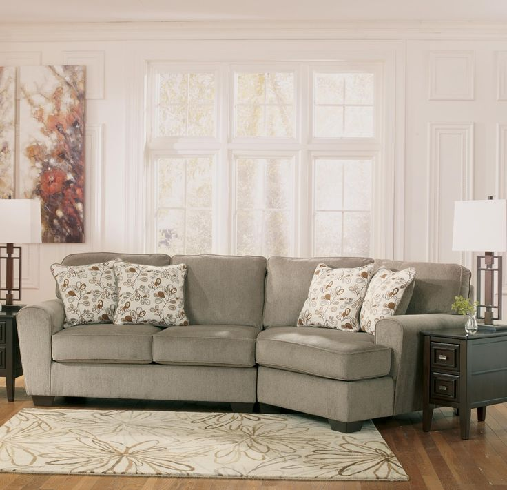 Patola Park Patina 2 Piece Sectional With Right Cuddler