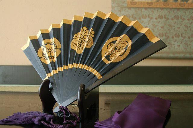 Samurai Tessen (Japanese War Fan)