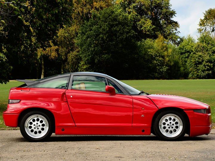 Alfa Romeo SZ: Supercar or not?  Ok I've had a few mates cane me saying in no way shape or form is the Alfa Romeo SZ a Supercar. This is despite it being able to lap Ferrari or Lambo of the day.  I've had comments of 'it's an abortion to it's a travesty and is it even a car.'  So we've decided to conduct a poll to get a general consensus.  Is the 1989-1992 Alfa Romeo SZ a Supercar or not?  Just type Yes or No in your comments try to restrain yourselves from flaming yeah! www.carligious.com