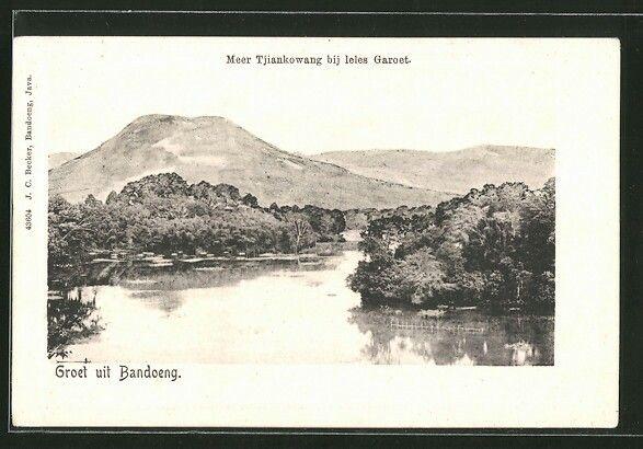 Bandoeng : Postcard ca 1900-1910