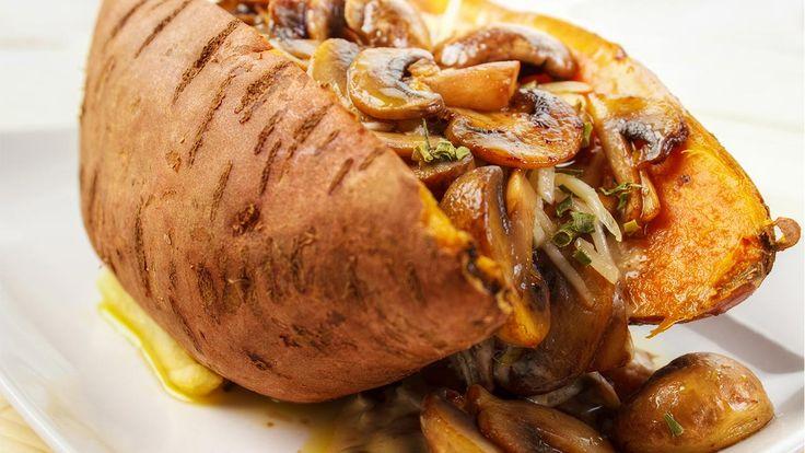 Chutné plnené sladké zemiaky, ktoré budeš chcieť jesť každý deň: recept via @akademiakrasy