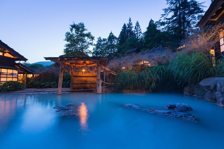 鶴の湯|乳頭温泉郷