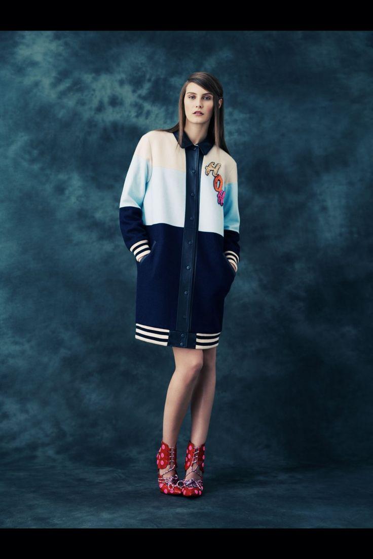 Amazing Women's Varsity Jacket