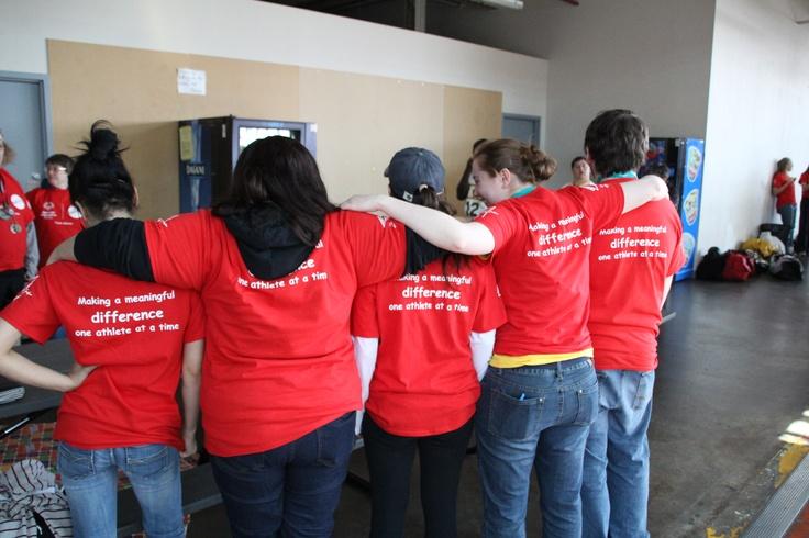 Why we volunteer!