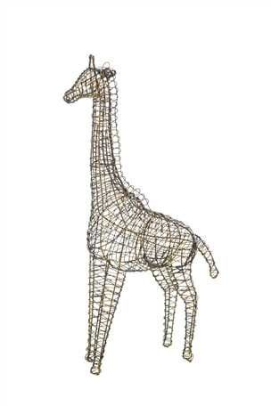 This may make your home feel more like the savannas of Africa than England's green and pleasant land but it certainly fits the bill of bringing the outdoors inside! Pick up this gorgeous wire giraffe for just £14 from Next, Eldon Square.