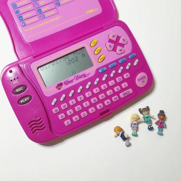 Les meilleurs jouets des années 90 : l'agenda électronique®