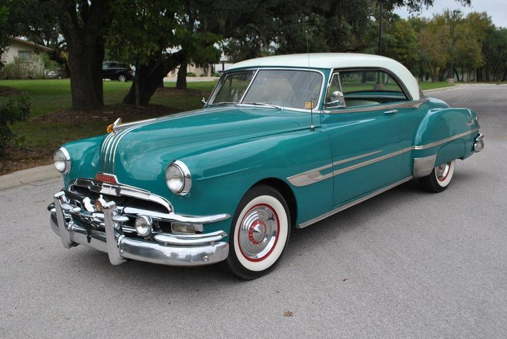 1952 Pontiac Chieftain for sale #2038581 - Hemmings Motor News