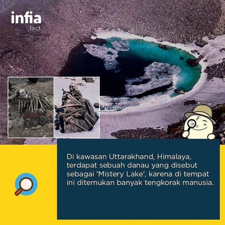 Tepat di ketinggian 5.000 meter di atas permukaan laut terselip sebuah jurang kecil. Di sana terdapat sebuah danau glasial yang penuh dengan tengkorak manusia di kedalaman 2 meter. Belulang tersebut di antaranya memiliki daging dan rambut yang terawetkan secara alami oleh iklim dingin yang kering. Adalah seorang penjaga hutan asal Inggris yang pertama kali menemukannya. Awalnya tulang belulang itu dikira jasad tentara Jepang yang menyusup ke India.  Sementara yang lain menduga itu adalah…