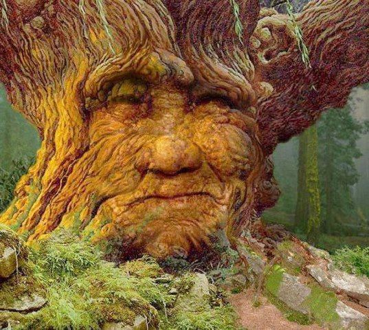 Tree Spirit of St. Simons Island