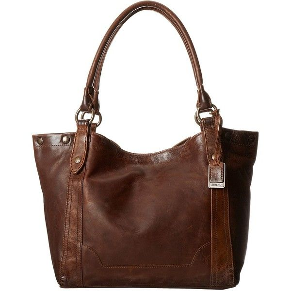 The Frye® Melissa Shoulder is the perfect everyday bag with its rich leather construction and luxurious interior that will hold all your essentials. Antique pu…