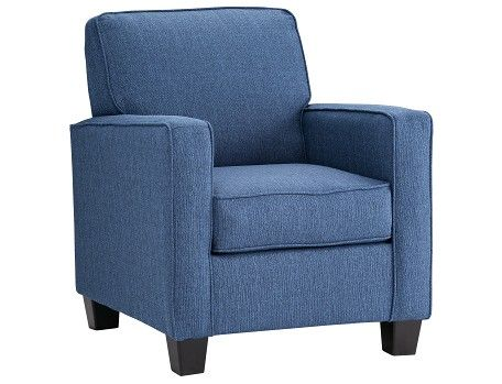 Wingate Collection - Blue Accent Chair