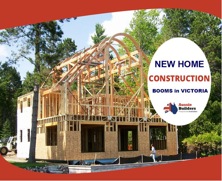 New #HomeConstruction booms in Victoria... Here is the complete news... Must read...