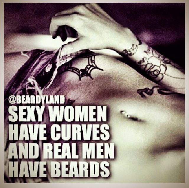 Love the quote but they left out the curvy chick for the picture....what a shame