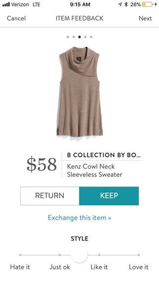 Limited time - styling fee waived!!! Stitch Fix Fashion trends 2017 2018. Ask your stylist for items like this when you SIGN UP TODAY!! Click this picture. Fall & Winter Fashion!#sponsored#stitchfix
