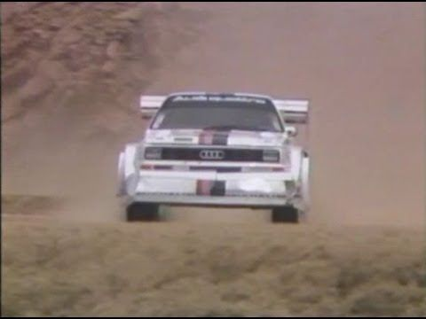 Pikes Peak King Of The Hill with Bobby Unser - 1986 PPIHC - YouTube